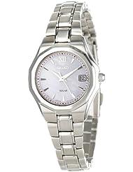 Seiko Womens SUT057 Dress Solar Classic Watch