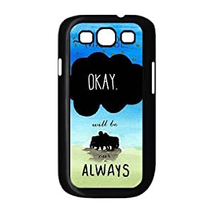 Cyber Monday Store Customize Samsung Galaxy S3 I9300 Back Case The Fault in Our Stars JNS3-1394 Kimberly Kurzendoerfer