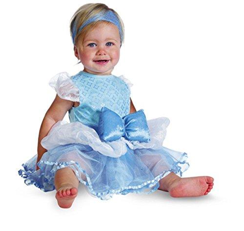 Cinderella Baby Costume Prestige - Infant (Baby Cinderella Costume)