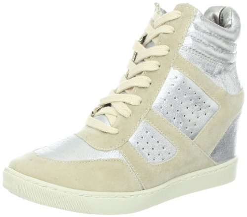 Scarpe Ricercate Da Donna Wooster Fashion Sneaker Argento