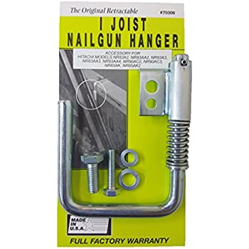 Hitachi I Joist Nail Gun Hanger By Toolhangers Unlimited