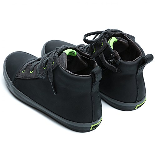 CAMPER Kids Pursuit Hi -Top Sneaker Dark Grey