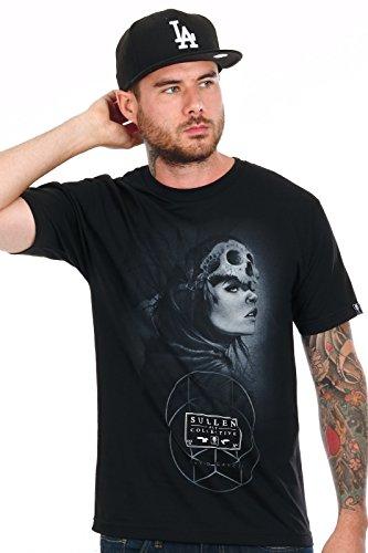 Sullen Men's Stasis SS T Shirt Black