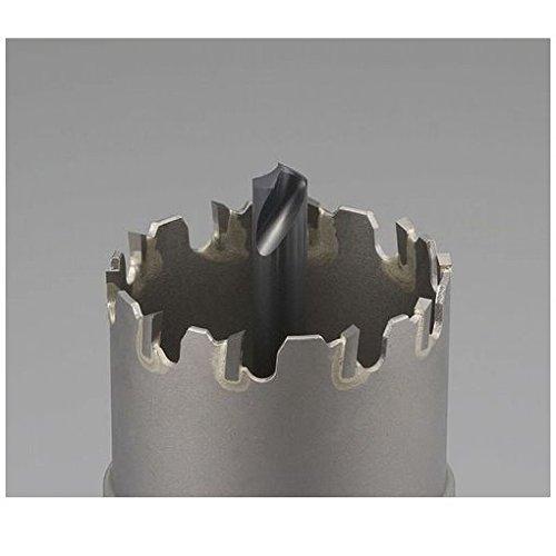 【キャンセル不可】BV56172 34mm超硬付パイプ用ホールソー B019EV0VLI