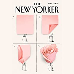 The New Yorker, March 23rd 2015 (Rebecca Mead, Patricia Marx, James B. Stewart)