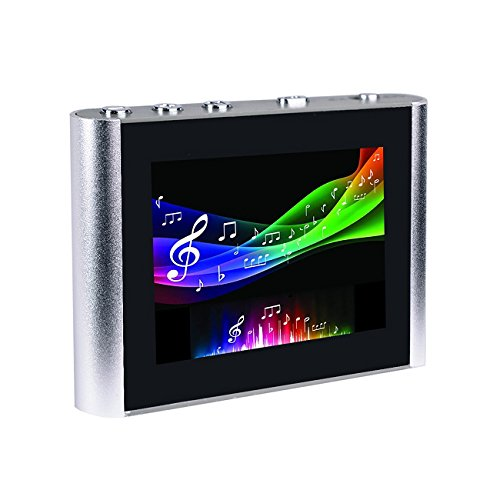 Eclipse T180 1.8-Inch 4 GB Touchscreen MP3 Player