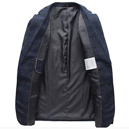 Homme Invachi Bleu Blazer Blazer Invachi Homme Bleu Invachi wIgx4q8Y