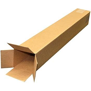 6 x 6 x 40 golf club shipping tall boxes 5 boxes mb - Golf Club Shipping Box
