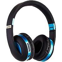 Wireless Headset with Mic,Foldable Bluetooth Headphone...
