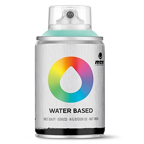 Montana Mtn Water Based Spray Paint 16 Can Workshop Pack In The Uae See Prices Reviews And Buy