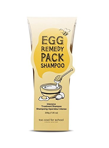 Price comparison product image Too Cool For School Egg REMEDY PACK Shampoo (200g 7.05 oz)