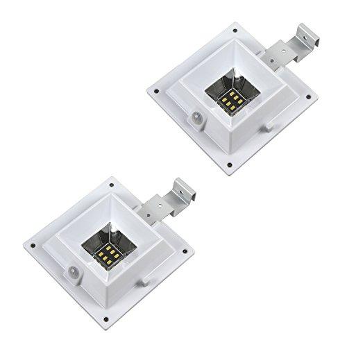 Solar Light Deck Brackets - 2