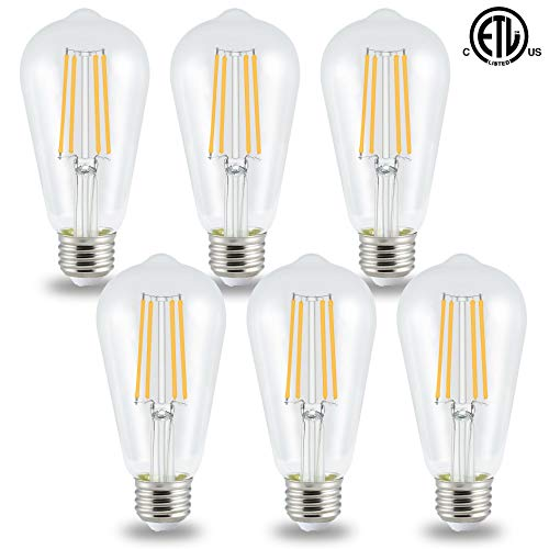 Vintage Filament Daylight dimmable Comzler product image