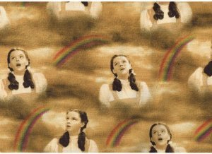 The Wizard Of Oz Somewhere Over The Rainbow Sewing Quilting Craft