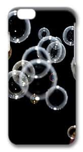 Aperture Bubbles Polycarbonate Hard Case Cover for iphone 6 plus 5.5 inch 3D