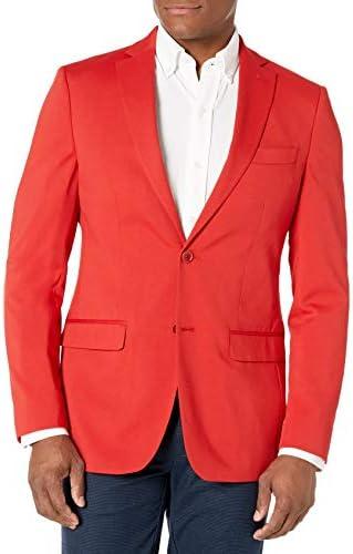 IZOD Men`s Varsity Blazer Coral 40R