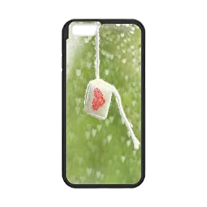 IPhone 6 Case Love Trap, - [Black] Dustin