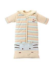 Toddler Baby Winter Sleepwear Cotton Wearable Blanket Swaddle 0-4 T