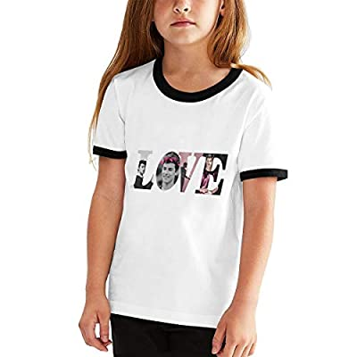 Shawn Peter Raul Mendes Shirt Youth Causal Short Sleeve T-Shirt for Girl?S-XL? Perfect Combination of Inspiration and Art