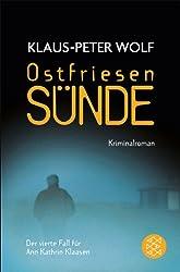 Ostfriesensünde: Kriminalroman (German Edition)