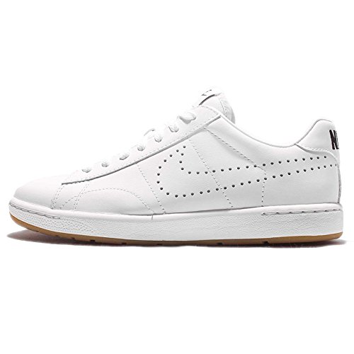 Price comparison product image Nike Women's Wmns Tennis Classic Ultra LTHR, WHITE/WHITE-GUM MED BROWN, 7.5 US