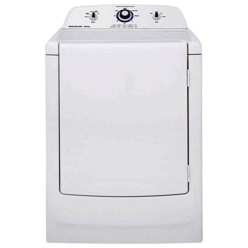 Frigidaire FARE1011MW Affinity 7.0 Cu. Ft. White Electric Dryer