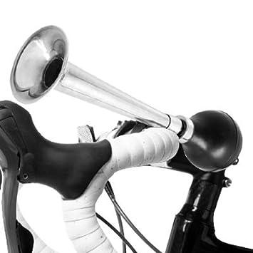 2pcs SANDIN Mini Bicyclette Bell Guidon Bague Cloche de S/¨/¦curit/¨/¦ R/¨/¦glable Avertissement Loud Horn