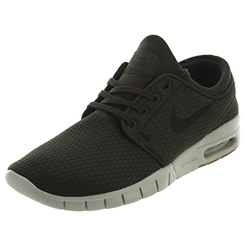 Nike SB Mens Stefan Janoski Max Sport Athletic Shoes Green 9.5 Medium (D)