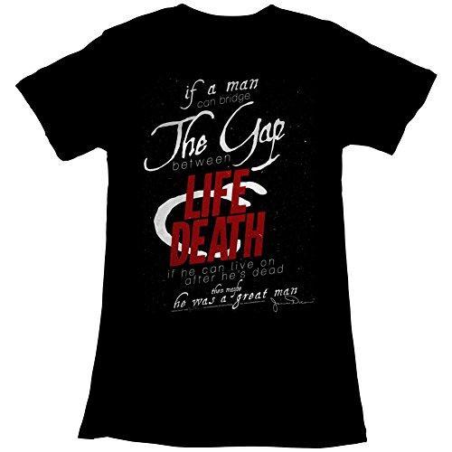 2Bhip James Dean Life&Death Juniors T-Shirt Tee