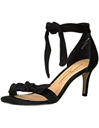 Chinese Laundry Women's Rhonda Kid Suede Dress Sandal