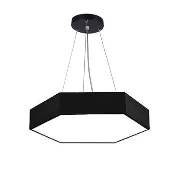 OOFAY Combinación Moderna Minimalista de lámparas de Techo ...