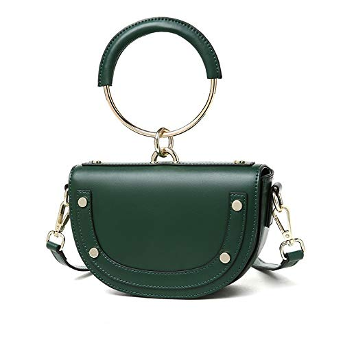 Dark menotte Femme Noir Green Sac pour Muzi Trade HffqZ