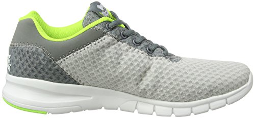 Multisport Tydro Lonsdale Grey Men's Grey Outdoor Lime Shoes Grey qE5g5x