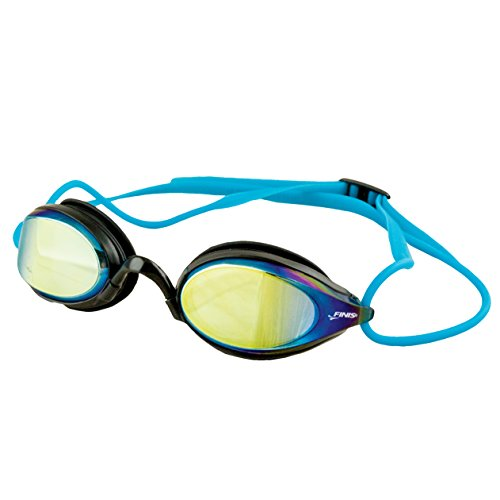 (FINIS Circuit Goggles (Gold Mirror))