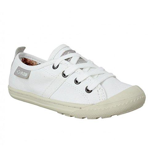 Unbekannt - Sandalias de vestir para niña Blanco - blanco