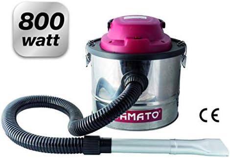 YAMATO 97412 Aspirador De Cenizas Yamato 800w 15 Litros: Amazon.es ...