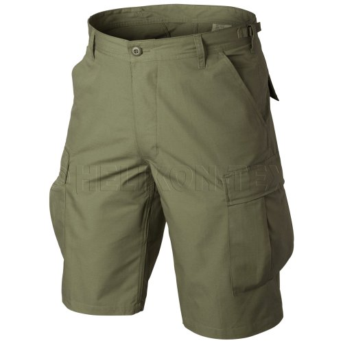 Helikon Original BDU Shorts Baumwolle Ripstop Oliv