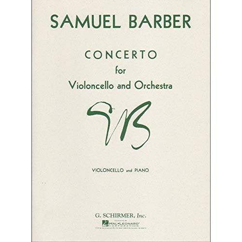 Cello Concerto - Cello/Piano