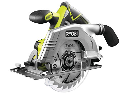 Ryobi R18CS-0 ONE+ 18 V Cordless Circular Saw, 165 mm (Body Only)