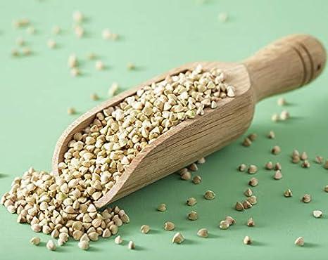 Granos de Trigo sarraceno orgánico, 1 Libra - sin cáscara, sin OGM ...