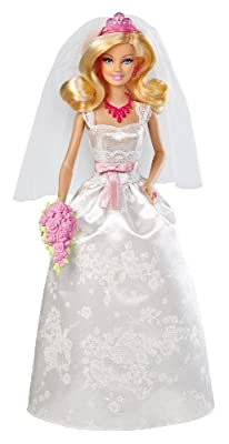 Barbie Royal Bride Doll from Mattel