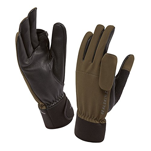 Sealskinz Handschuhe Shooting Gloves, Olive, M, 1211426