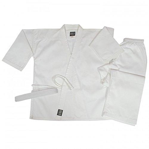 Bold Look 8.5 oz Super-Middleweight Karate Uniform (5, ()