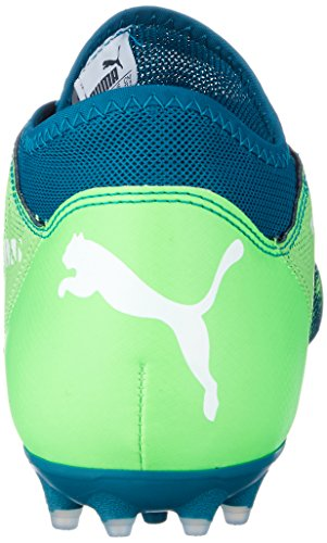 Scarpe Mg Calcio puma Future Bambini Unisex Da – green Jr 4 Lagoon Puma Gecko Blu White deep 18 wfXnxqqt