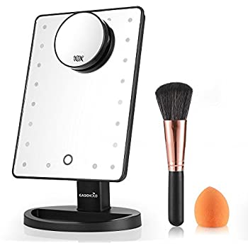 Amazon Com Easehold Lighted Makeup Vanity Mirror With
