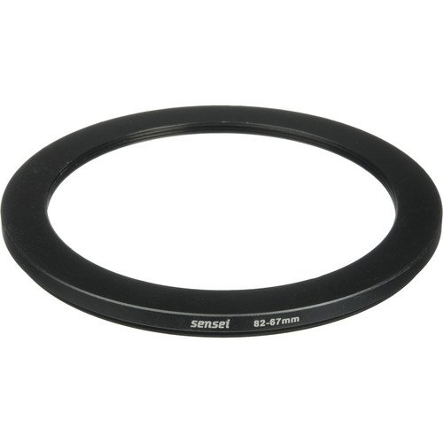 Sensei 82mm Lens to 67mm Filter Step-Down Ring(6 Pack) by Unknown