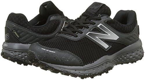 620 Zapatillas Interior Mujer New Deportivas Para black Balance Negro OqxwRnz5