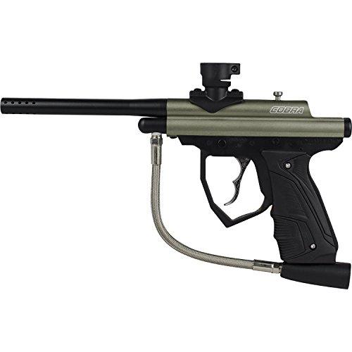 Valken Cobra Paintball Gun - 50 Cal - Olive