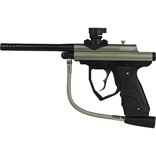 Valken Cobra Paintball Gun 50 Cal Olive Deal (Large Image)