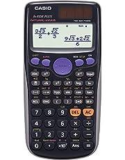 Casio FX-85DE Plus Wetenschappelijke rekenmachine, zonne-energie/batterij